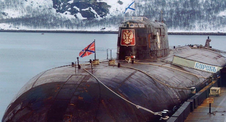 В России вспоминают трагедию АПЛ «Курск»