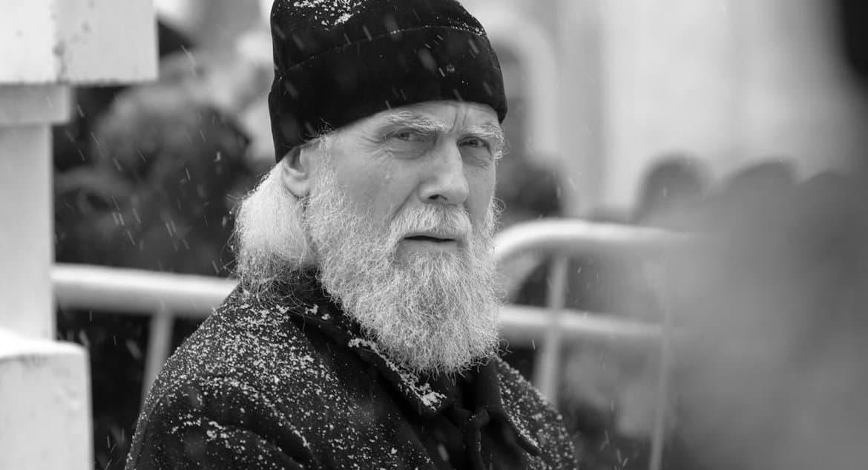 От коронавируса скончался насельник Троице-Сергиевой лавры архимандрит Герман (Чесноков)