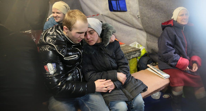 Православный «Ангар спасения» продолжает помогать бездомным на фоне роста числа обращений