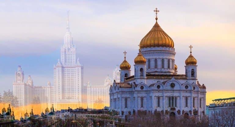 Храм Христа Спасителя мог бы стоять рядом с МГУ: как так?