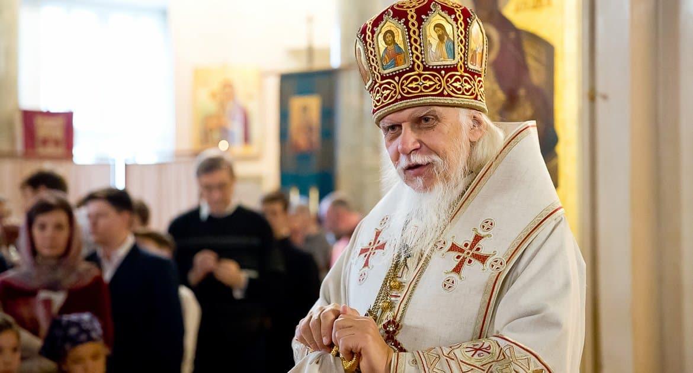 Епископ Пантелеимон обратился к верующим в связи с новым ростом числа заболеваний коронавирусом