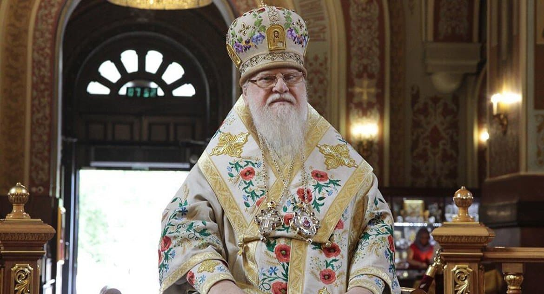 Патриарх Кирилл отметил архипастырские заслуги митрополита Исидора на Кубани