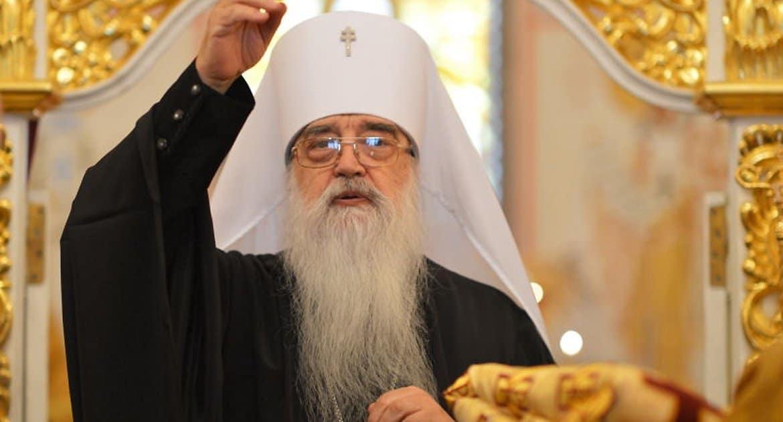 Почетный Экзарх Филарет призвал белорусов не идти брат на брата
