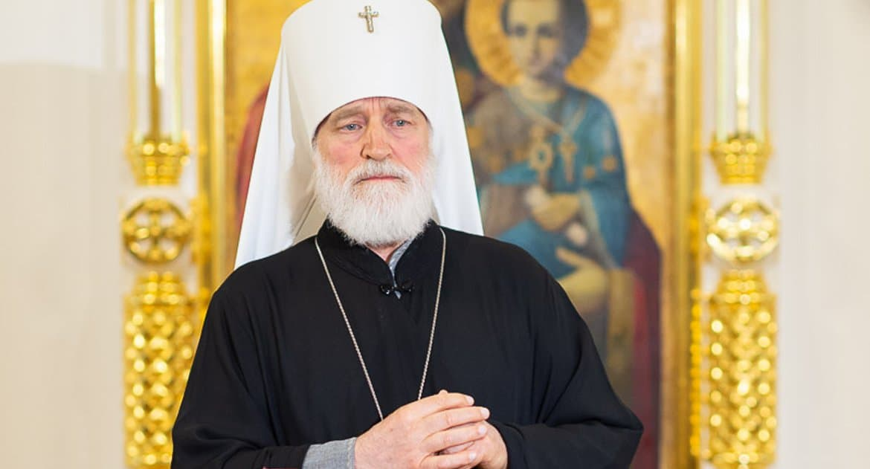 Митрополит Минский Павел напомнил белорусам слова из гимна: «мы – мирные люди»