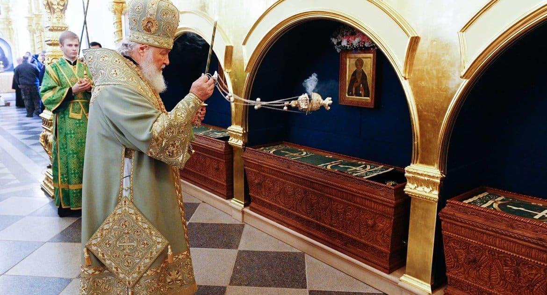 Церковь вспоминает обретение мощей преподобного Германа Соловецкого