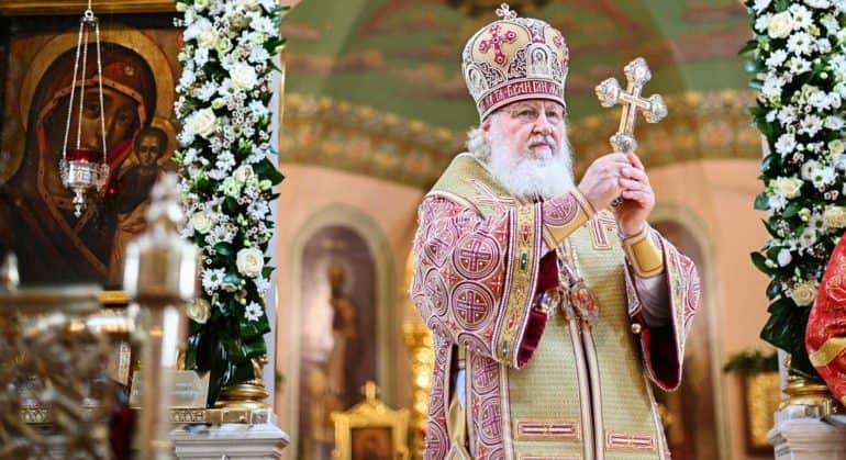 Заявление Святейшего Патриарха Кирилла в связи с вооруженным конфликтом в Нагорном Карабахе
