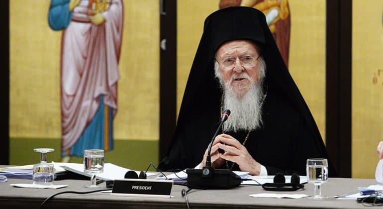 Греческая журналистка считает, что патриарх Варфоломей не изменит своего решения по Украине