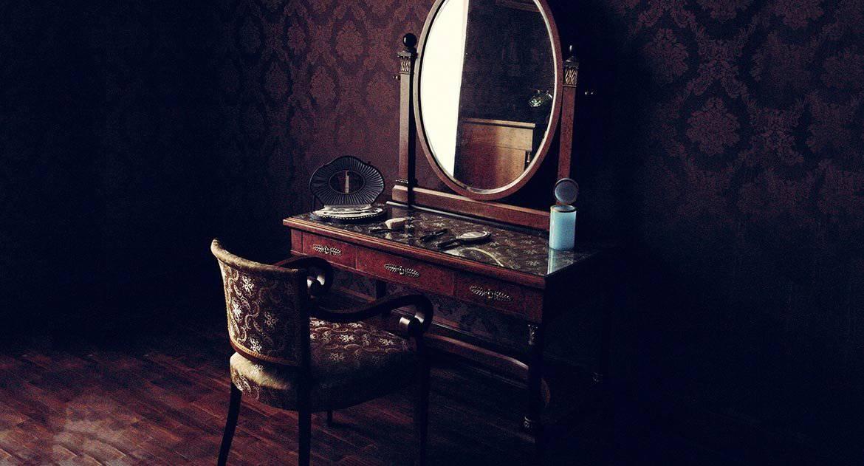 После смерти бабушки не помыли пол и не завесили зеркала. Что делать? Это суеверия?
