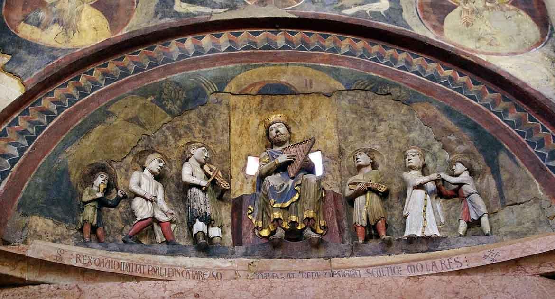 Почему Иисуса Христа называли сыном Давидовым?