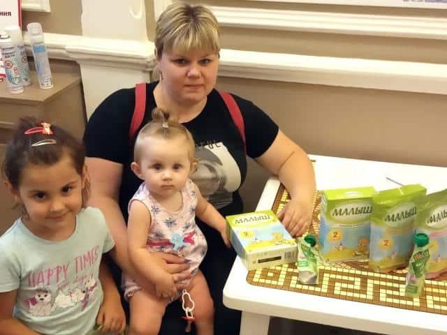 Пятигорская епархия ежемесячно раздает продукты нуждающимся семьям