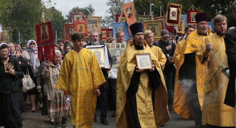 IX Елисаветинский крестный ход посвятят 20-летию канонизации Царской семьи