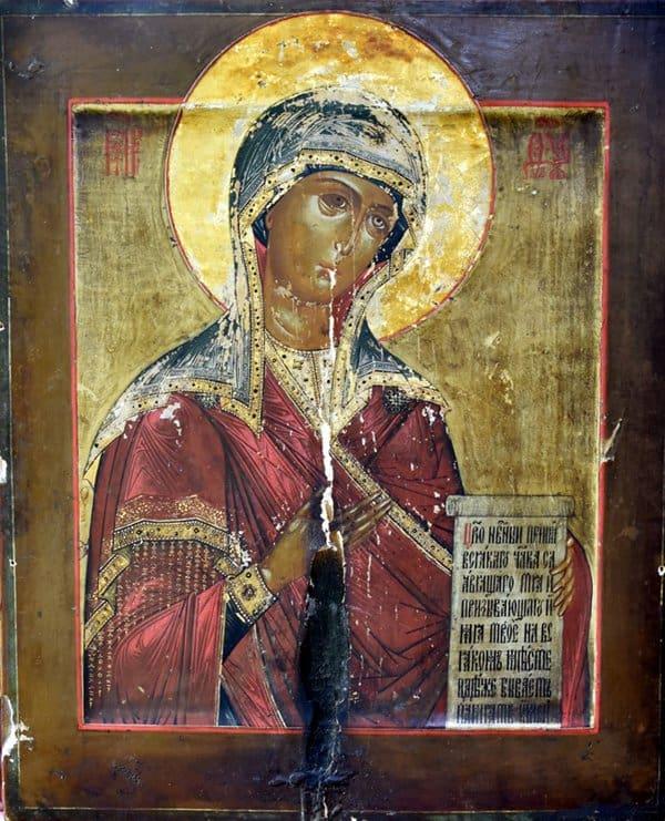 В монастырь под Владимиром вернули икону Богородицы, спасенную в советское время