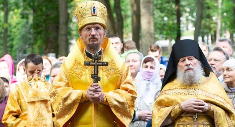 У белорусов нет потребности в автокефалии, – митрополит Минский Вениамин