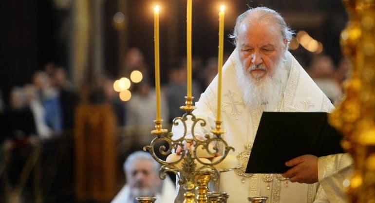 Патриарх Кирилл молится о погибших и пострадавших при взрыве на заводе под Рязанью