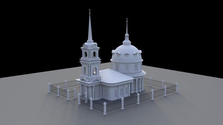 Представлен проект единого электронного реестра храмов, которым нужна защита
