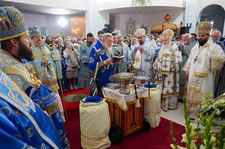 В Польше освятили свою Святую Софию: это первый за 100 лет православный храм Варшавы