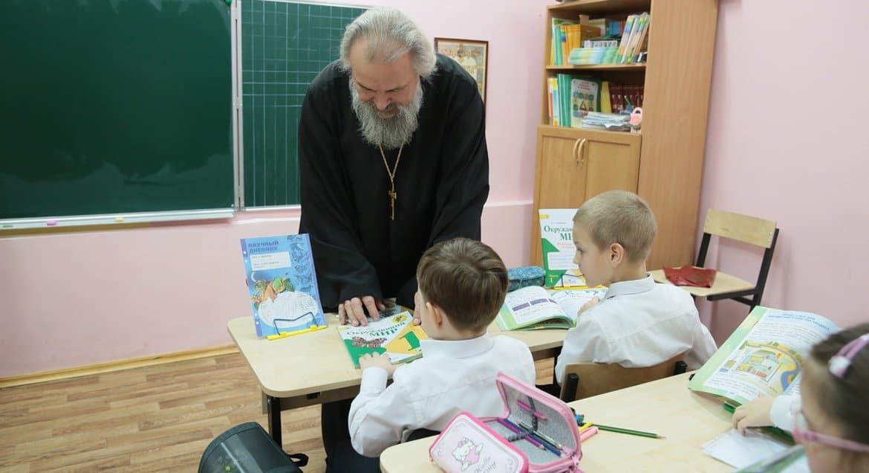 В Церкви заявили о назревшей необходимости расширить курс ОПК в школах
