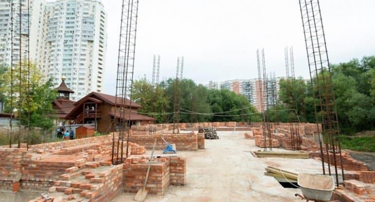 В Москве строят храм, о котором мечтал отец Даниил Сысоев
