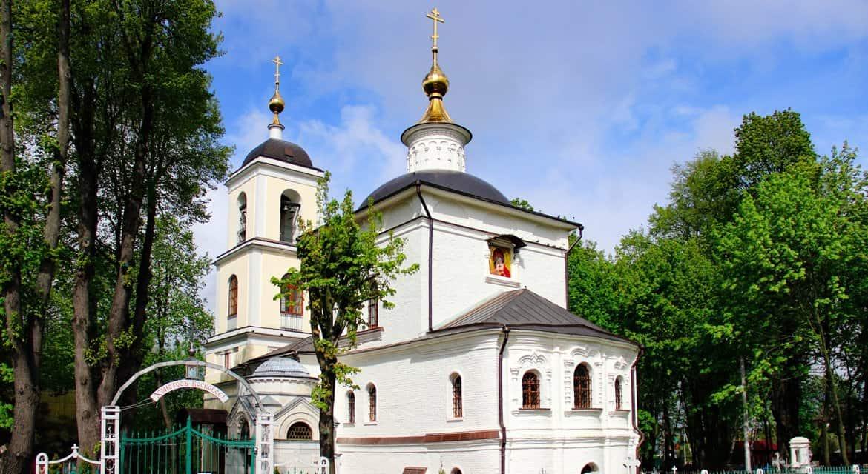 Церкви вернули храм XVII века в Куркине в честь Владимирской иконы