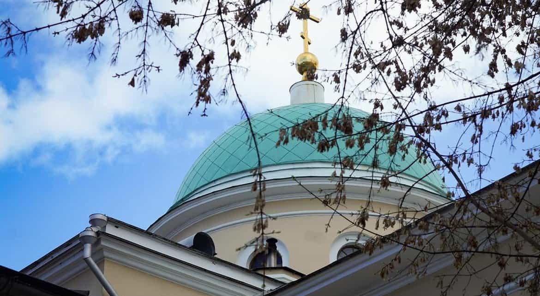 Церкви вернули храм Воскресения Словущего в Даниловской слободе