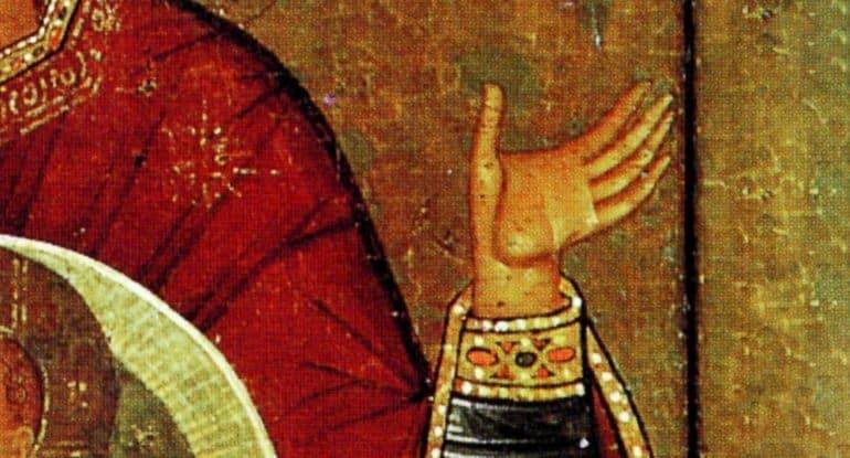 Почему эта икона Богородицы называется «Знамение»?