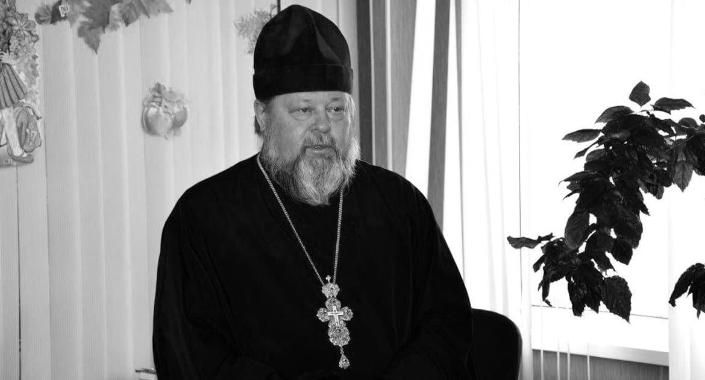 В Кузбассе из-за коронавируса скончался духовник Мариинской епархии