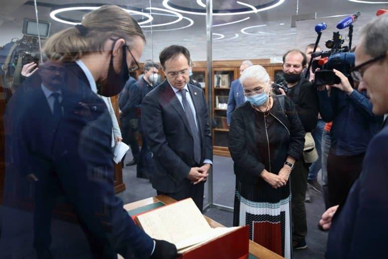 У военных историков появилась своя библиотека в Москве