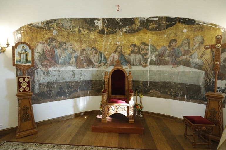 Освященный четвертый раз в своей истории кафедральный собор Вологды вновь открыт для верующих