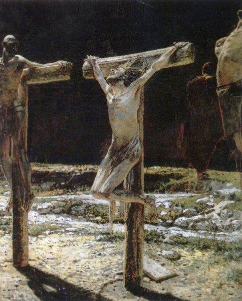 Какой картиной Николай Ге хотел шокировать современников — и другие скрытые послания русских художников