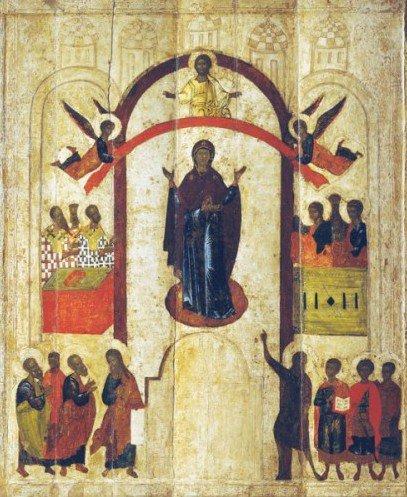 Детям о Покрове Богородицы