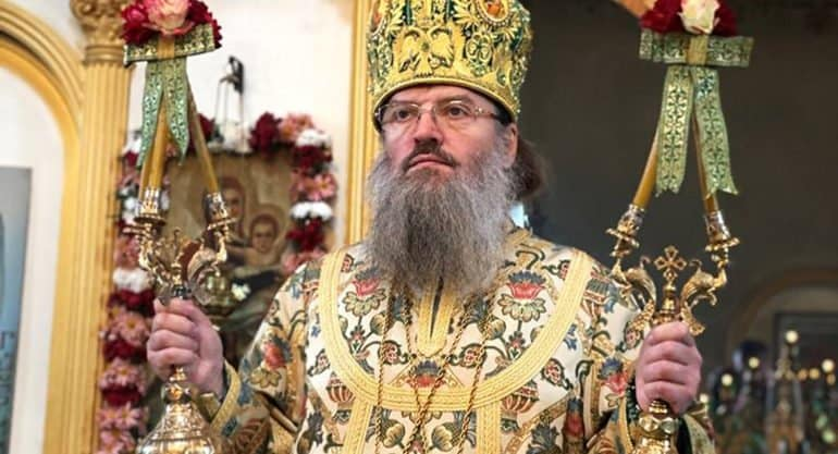 Митрополит Запорожский Лука призвал главу Кипрской Церкви отозвать признание ПЦУ