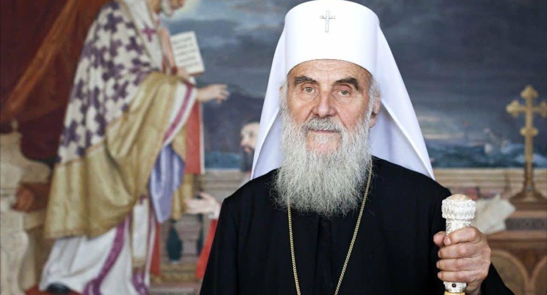 Преставился патриарх Сербской Церкви Ириней