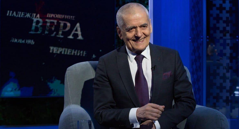 Геннадий Онищенко станет гостем программы Владимира Легойды «Парсуна» 13 декабря