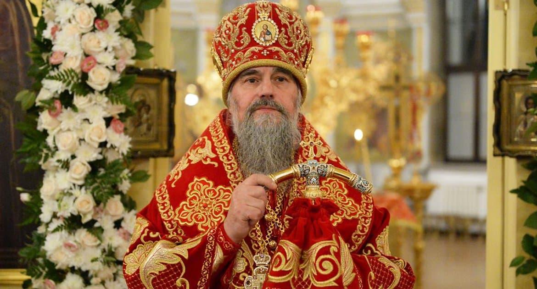 Оренбургской епархией будет временно управлять митрополит Уфимский Никон