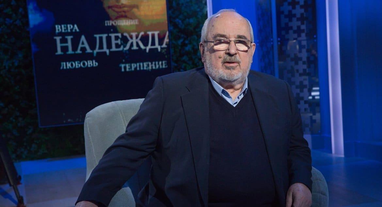 Петр Стегний станет гостем программы Владимира Легойды «Парсуна» 20 декабря