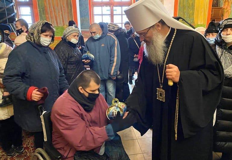 Украинская Церковь масштабно помогла нуждающимся во всех своих епархиях