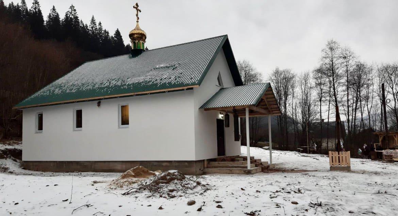 В Закарпатье у общины Украинской Церкви появился новый храм, вместо отобранного ПЦУ