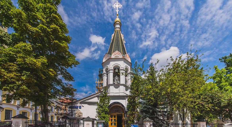 Столичный храм «Малое Вознесение» вернули Церкви