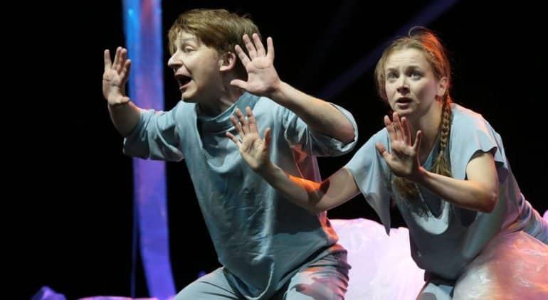 Театральный проект о жизни еще нерожденных детей завершается показом в Брянске