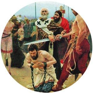 Икона святителя и чудотворца Николая сжитием. О чем рассказывает?