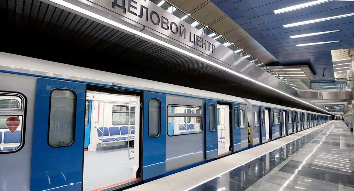 В ночь на Рождество 2021 метро Москвы будет работать до 02:00