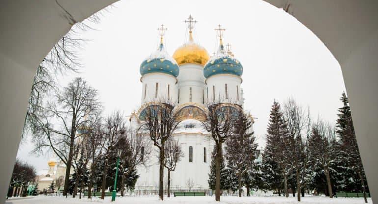 Троице-Сергиеву лавру включили в реестр особо ценных культурных объектов России