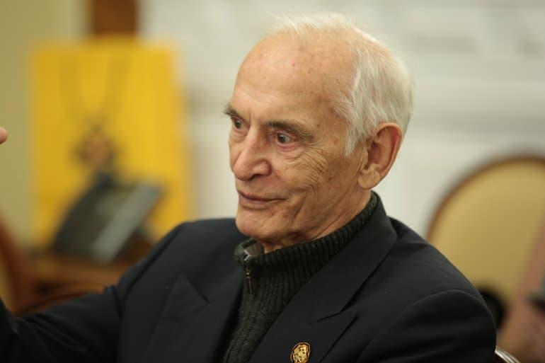 Патриарх Кирилл отметил, что Василий Лановой жил по «высоким нравственным принципам»