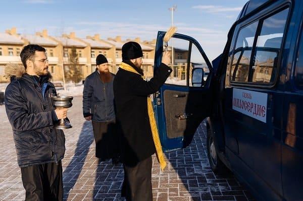 Церковь открыла новые проекты помощи бездомным в Тольятти, Кирове, Магнитогорске