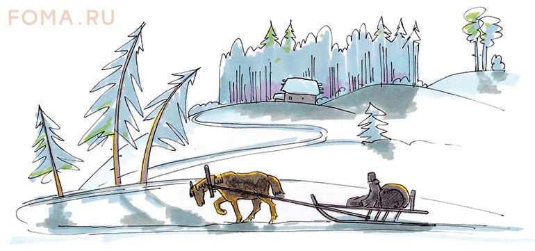 Сквозь холод, ветер и тьму. Удивительные особенности  жизни монахов  на Русском Севере