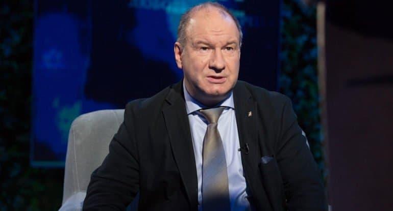 Алексей Козырев станет гостем программы «Парсуна» 14 февраля