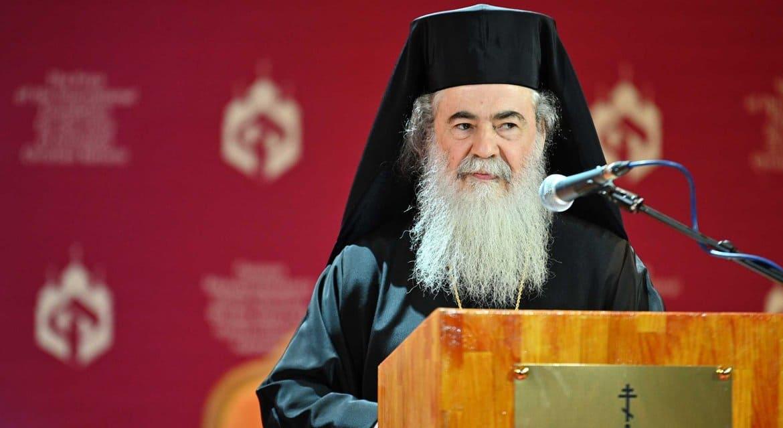 Патриарх Иерусалимский Феофил III надеется на встречу Предстоятелей Поместных Церквей в 2021 году