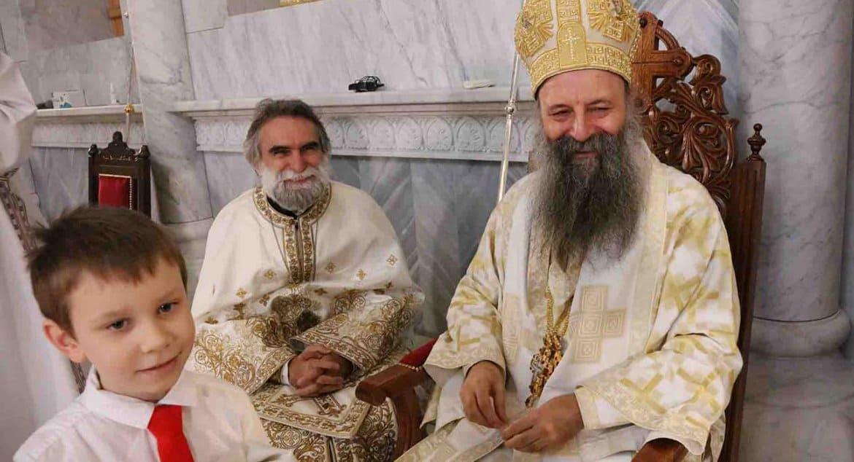 При новом Сербском Патриархе Русская и Сербская Церкви сохранят братские отношения, – митрополит Иларион