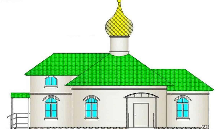 В Кузбассе строят храм в память о жертвах пожара в ТРЦ «Зимняя вишня»