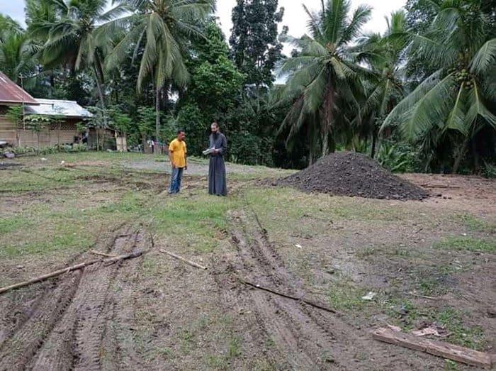На Филиппинах возобновили строительство русского храма в честь апостола Фомы